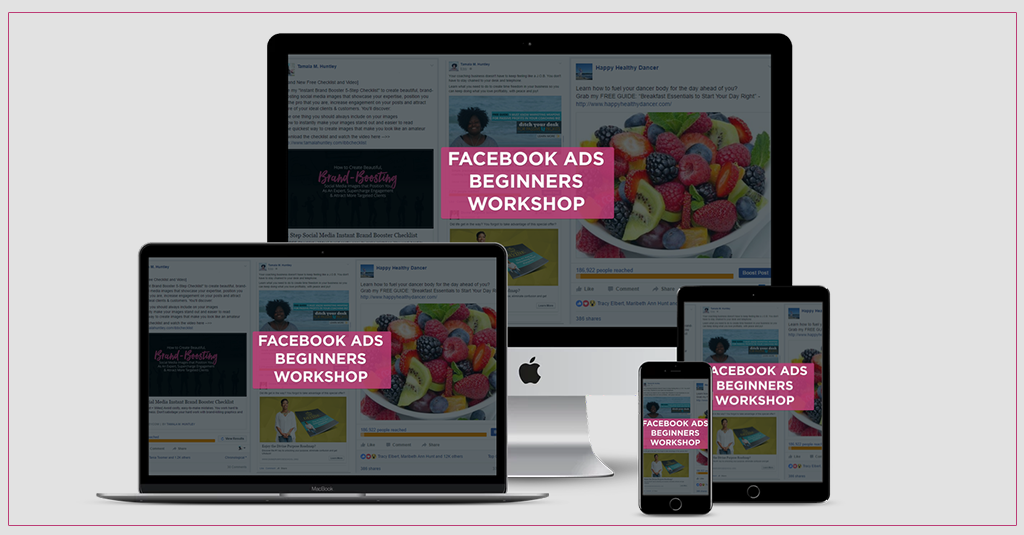 Facebook Ads for Beginners Workshop