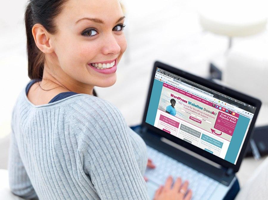 Custom WordPress Website and Marketing Funnels