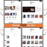 """GwanByCharon.com - """"Tamala, Fix My Site!"""""""