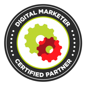 Digital Markerter Certified Partner