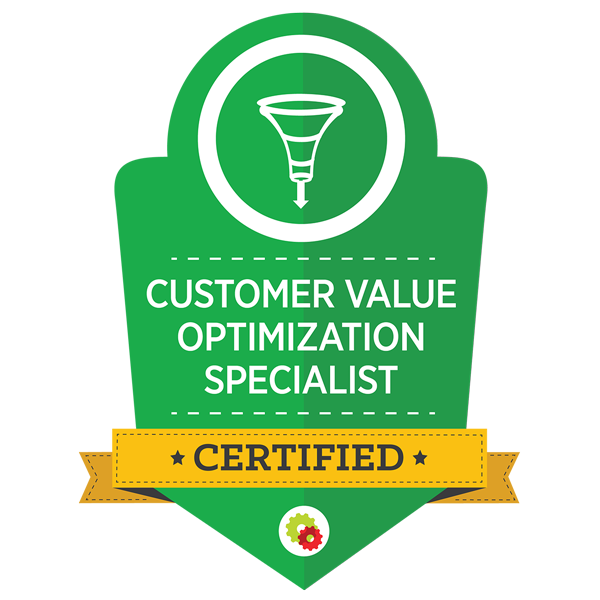 Digital Marketer Customer Valuation Specialist