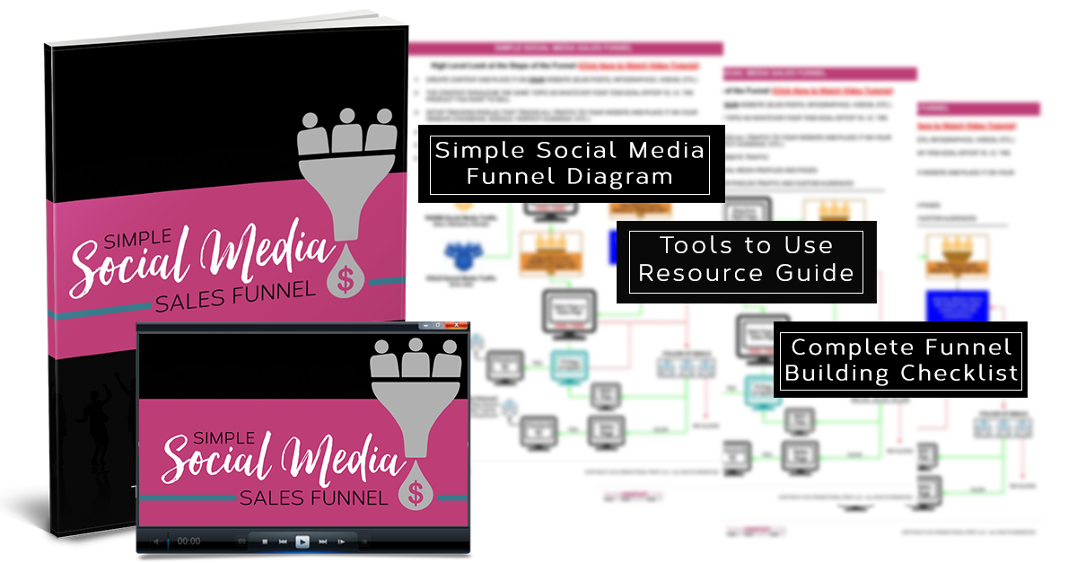 Simple Social Media Sales Funnel